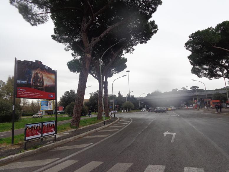 GREGOR 2 186 V.le Pietro De Coubertin a mt. 50 Via dello Stadio Flaminio lato Palasport lato parcheggio