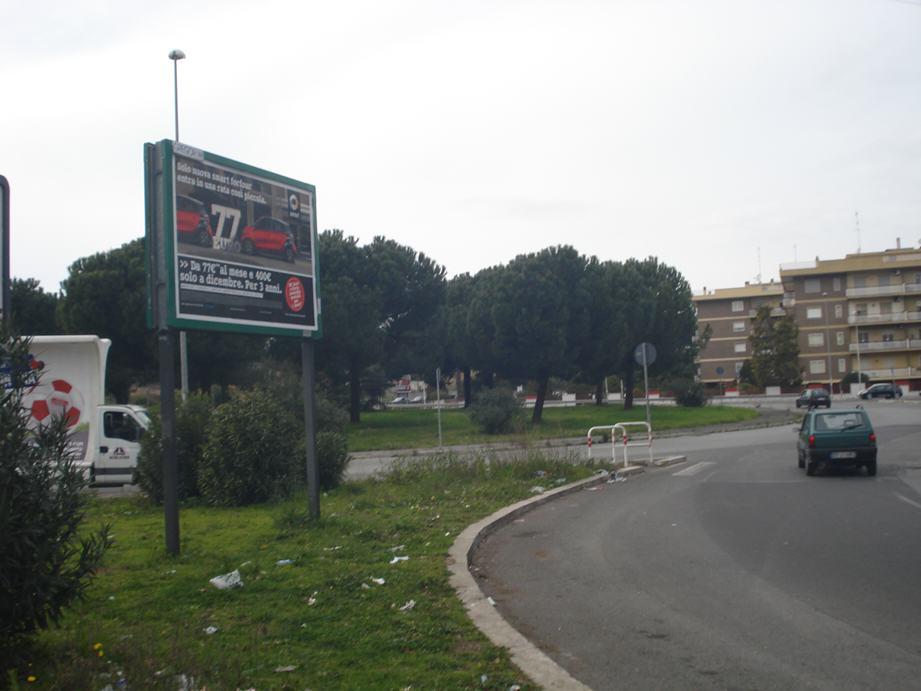 GREGOR 2 189 Viale Bruno Rizzieri a mt. 100 prima del civ. 32