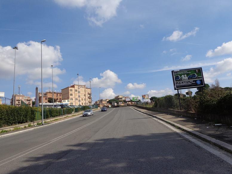 GREGOR 2 210 - Via Portuense a mt. 650 dopo il civ . 837