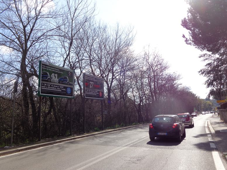 GREGOR 2 382 Via della Pisana altezza civ. 357