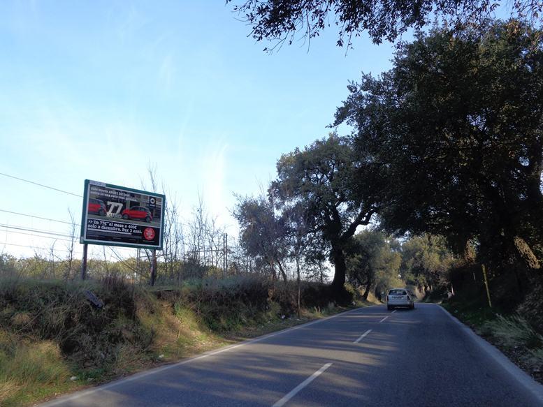 GREGOR 2 43 Via Trionfale a mt. 50 prima e dopo il fronte civ. 12840