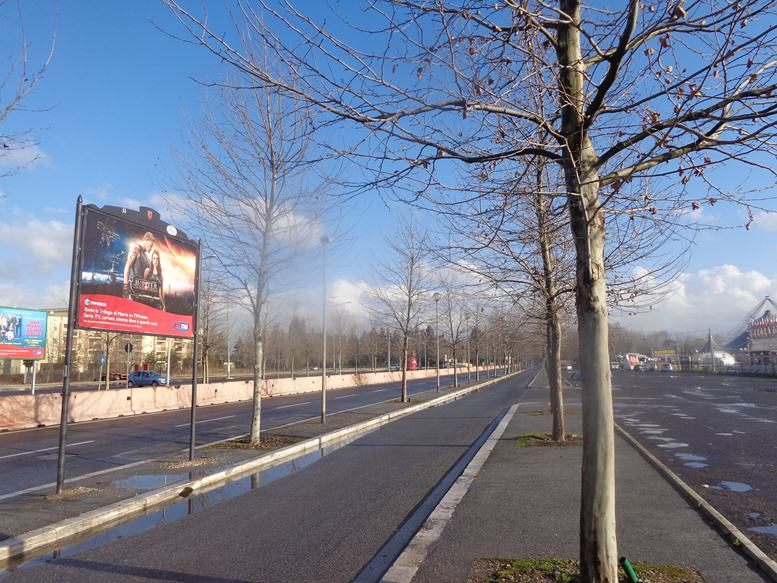 GREGOR 2 53 Viale Tor di Quinto a mt. 140 dopo Via Baiardo