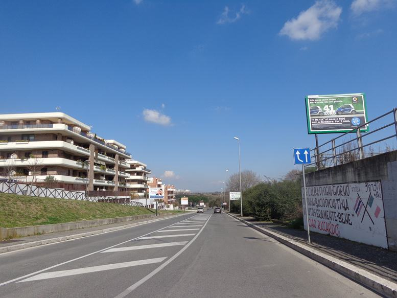 GREGOR 2 68 - Via Rosetta Pampanini altezza civ. 11