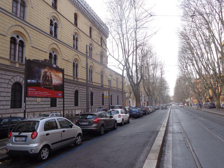 GREGOR 200 GREGOR 199 Viale delle Milizie alt. civ. 94 alt. Via G. Mompiani