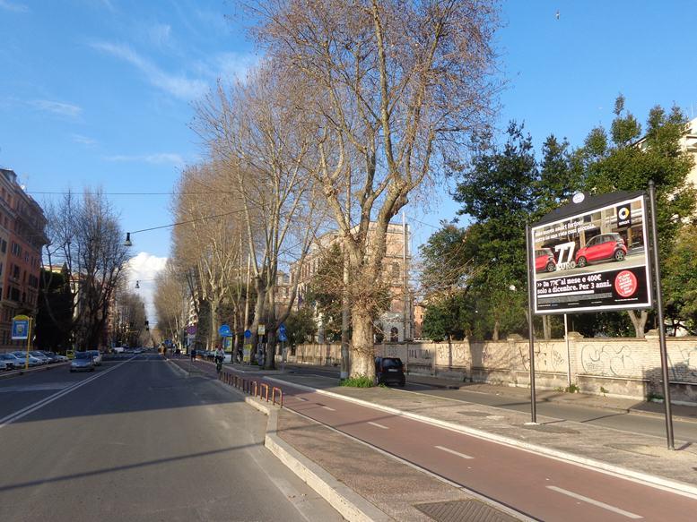 GREGOR 30 Viale Angelico fronte Via Silvio Pellico