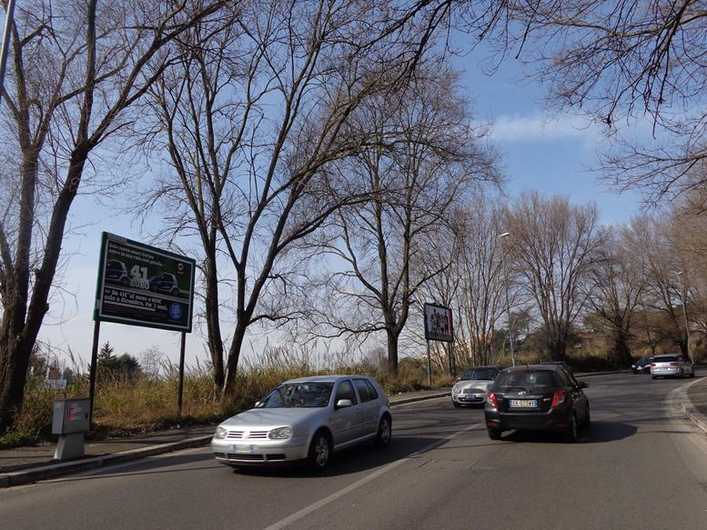 GREGOR 373 Via Valle dei Fontanili fronte civ. 182