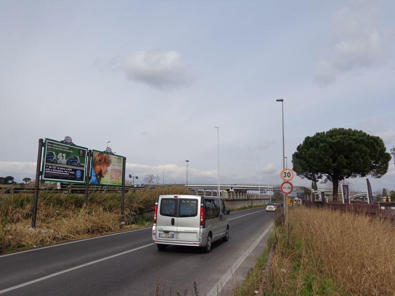 GREGOR 387 Via della Magliana a mt. 200 dopo il il civ. 376