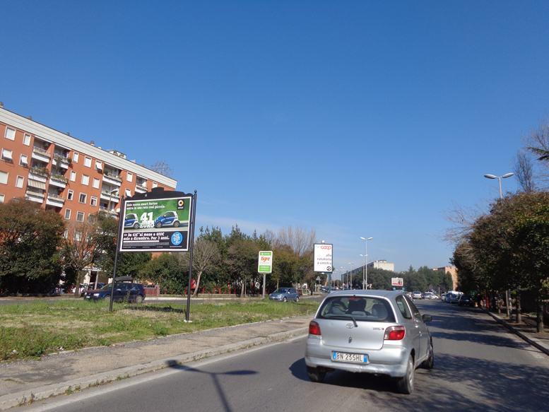 GREGOR 83 - Via della Vigne Nuove a mt. 100 prima del civ. 551 su spart.co centrale