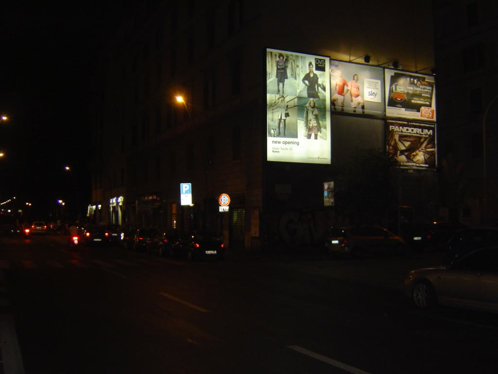 4x6 Appia notte